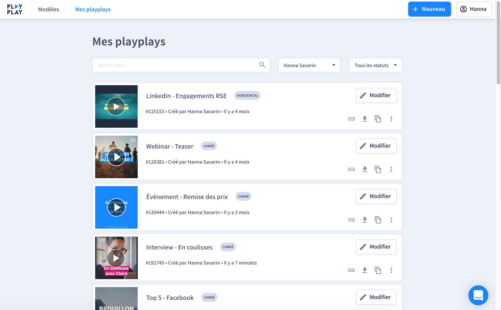 PlayPlay Logiciel - 3