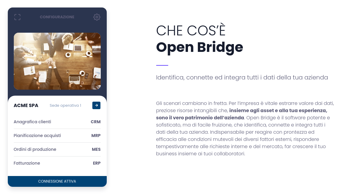 Open Bridge Software - 1